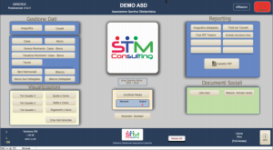 STM Consulting Gestionale per associazioni sportive