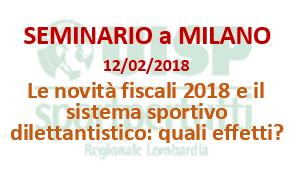 Seminario UISP Lombardia